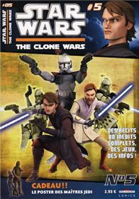 Star Wars The Clone Wars Mag 05