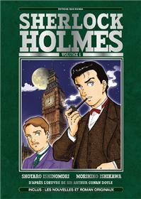 Sherlock Holmes T01