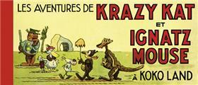 Aventures de Krazy Kat et Ignatz Mouse à Kokoland (Les)