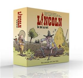 Jeu de cartes Lincoln