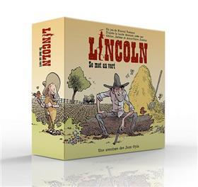 Jeu de cartes Lincoln