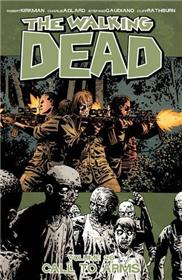 Walking Dead TP 26 Call to arms