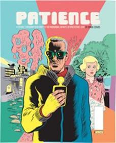 """Daniel Clowes """"Patience""""(FR cover)"""