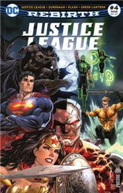 Justice League Rebirth 04 La terreur règne !