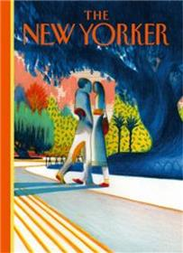 Lorenzo Mattoti - The New Yorker (Rencontre sous l´arbre)