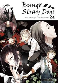 Bungo Stray Dogs T06