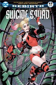 Suicide Squad Rebirth 09 Deathstroke perd la vue