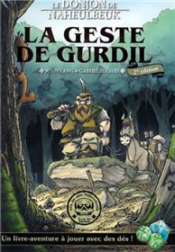 Donjon de Naheulbeuk - La Geste de Gurdil