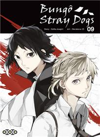 Bungo Stray Dogs T09