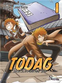 TODAG - Tales Of Demons And Gods T01