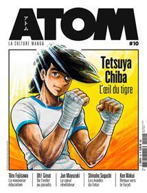 ATOM 10 Tetsuya Chiba L´oeil du tigre
