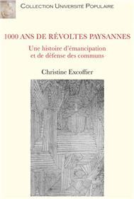 1000 ans de révoltes paysannes