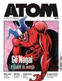 ATOM 13 Gô Nagai, Le Diable du manga