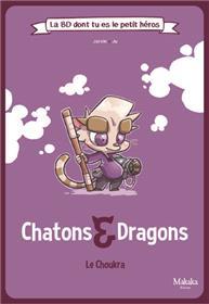 Chatons et Dragons La BD dont tu es le petit héros