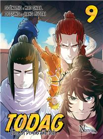 TODAG T09 - Tales of Demons and Gods