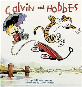 CALVIN & HOBBES T1