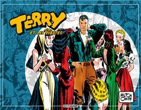 Terry et les pirates T03