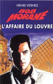 Bob Morane L'affaire du Louvre (NED 2011)